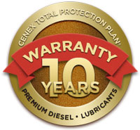 cenex warranty seal image