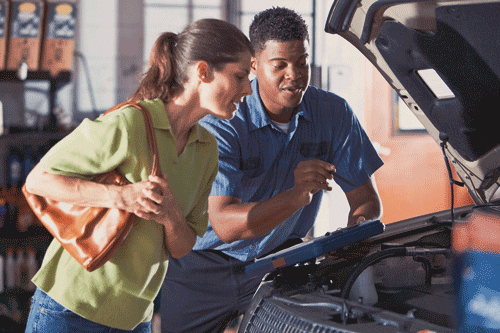 Cooperative Energy Company offers professional automotive services